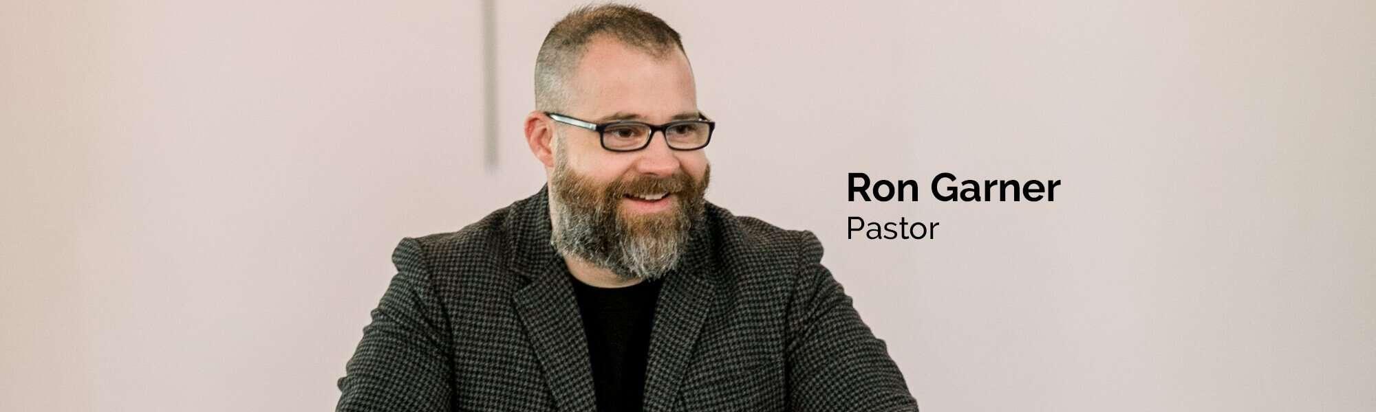Pastor Ron Garner